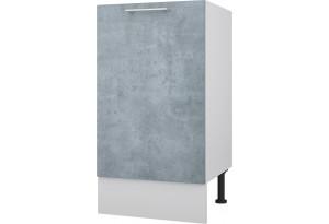 Лофт Напольный шкаф 450 мм с дверцей