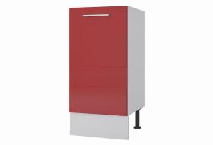 Люкс Напольный шкаф 400 мм с дверью