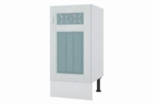 Камелия Напольный шкаф 400 мм с дверцей