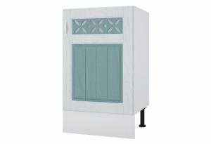 Камелия Напольный шкаф под мойку 500 мм с дверью