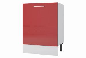 Люкс Напольный шкаф под мойку 600 мм с дверью