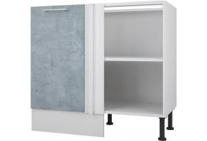 Лофт Напольный угловой шкаф 1000 мм
