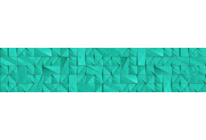 Стеновая панель SP MSK Треугольники Тиффани