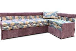 Угловой кухонный диван Инфанса