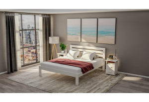 Кровать двухспальная Венеция