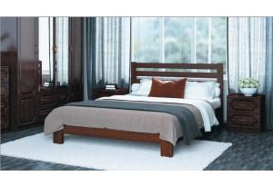Кровать Вероника из массива