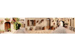 Стеновая панель VIP 28 Итальянский дворик