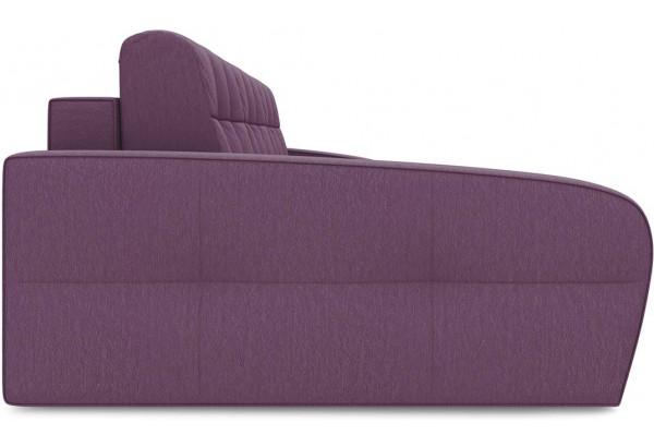Диван угловой левый «Аспен Т2» (Kolibri Violet (велюр) фиолетовый) - фото 5