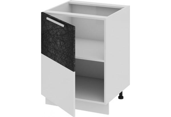 Шкаф напольный (левый) Фэнтези (Лайнс) - фото 1