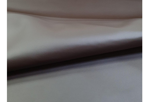 Прямой диван Эллиот бежевый/коричневый (Экокожа) - фото 9