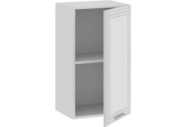 Шкаф навесной c одной дверью «Ольга» (Белый/Белый) - фото 2