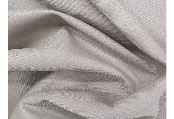 Кухонный угловой диван Кармен Бежевый/Белый (Микровельвет) - фото 4