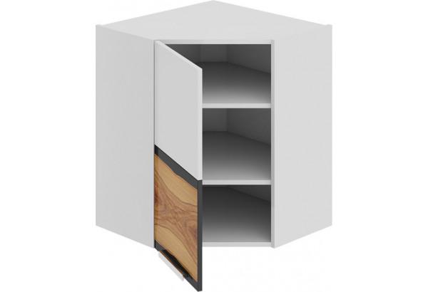 Шкаф навесной угловой с углом 45 (левый) Фэнтези (Вуд) - фото 1