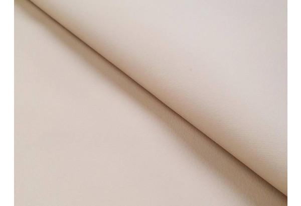 Угловой диван Митчелл Коричневый/Бежевый (Экокожа) - фото 9