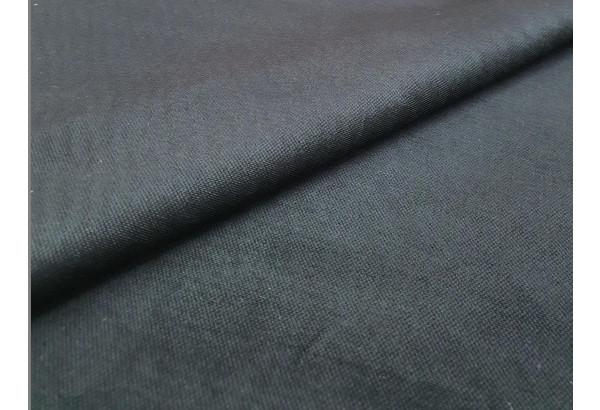 Кухонный прямой диван Кармен черный/фиолетовый (Микровельвет) - фото 2