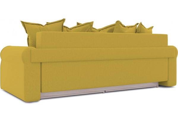 Диван «Люксор» (Poseidon Curcuma (иск.замша) желтый) - фото 3
