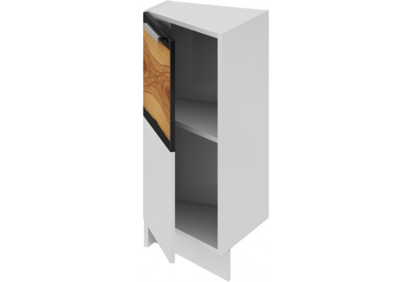 Шкаф напольный нестандартный торцевой (левый) Фэнтези (Вуд) - фото 1