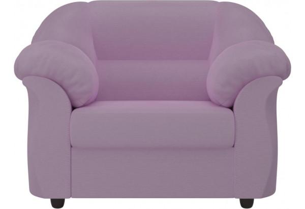 Кресло Карнелла Сиреневый (Микровельвет) - фото 2