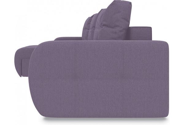 Диван угловой левый «Томас Т1» (Neo 09 (рогожка) фиолетовый) - фото 3