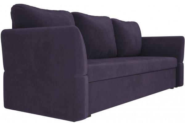 Диван прямой Гесен Фиолетовый (Велюр) - фото 3