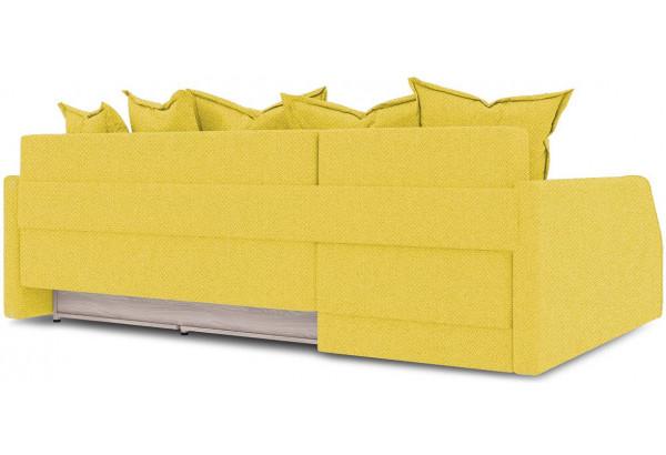 Диван угловой левый «Люксор Slim Т2» (Neo 08 (рогожка) желтый) - фото 4