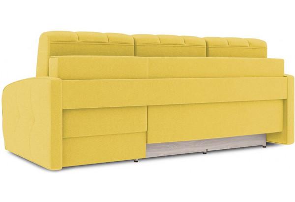 Диван угловой правый «Аспен Slim Т1» (Neo 08 (рогожка) желтый) - фото 5