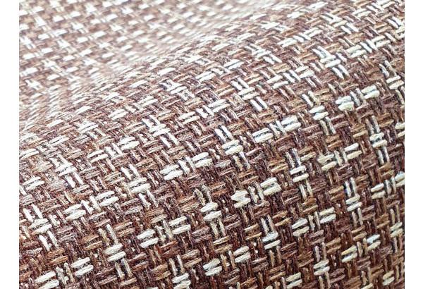 Диван тахта Анжелика коричневый/коричневый (Экокожа) - фото 4