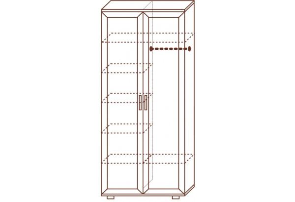 Шкаф многоцелевой №102 - фото 2