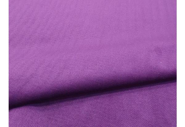 Прямой диван Эллиот Фиолетовый/Черный (Микровельвет) - фото 8