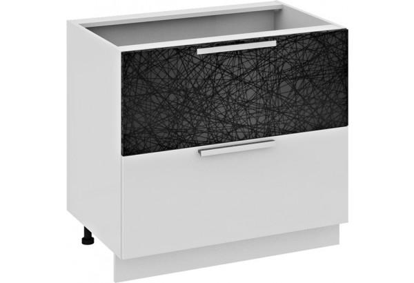 Шкаф напольный с 2-мя ящиками Фэнтези (Лайнс) - фото 1