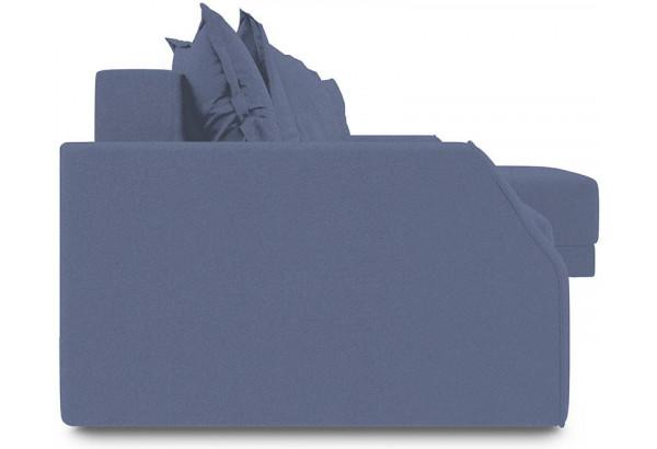 Диван угловой правый «Люксор Slim Т1» (Neo 14 (рогожка) сиреневый) - фото 3