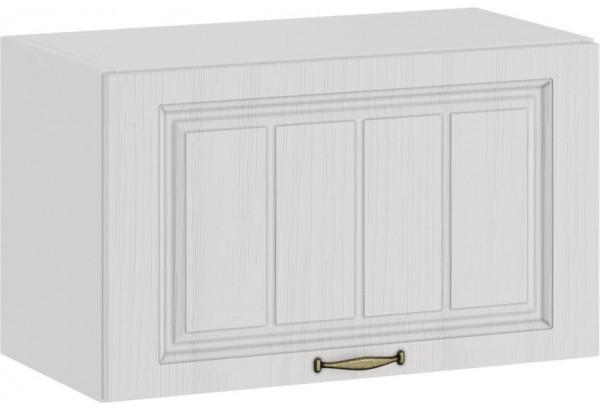Шкаф навесной c одной откидной дверью «Лина» (Белый/Белый) - фото 1