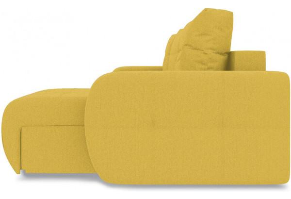 Диван угловой правый «Томас Т1» (Neo 08 (рогожка) желтый) - фото 3