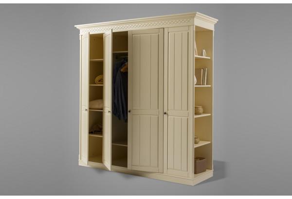 Шкаф Дания 4-створчатый №2 - фото 3