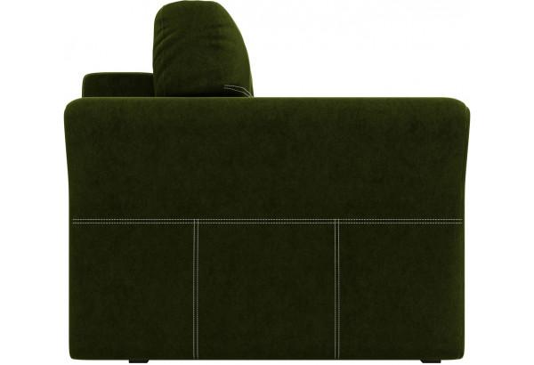 Диван прямой Манхеттен Зеленый (Микровельвет) - фото 3