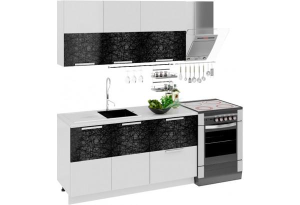 Кухонный гарнитур длиной - 210 см Фэнтези (Лайнс) - фото 1