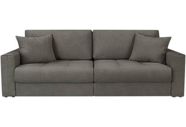 Модульный диван Брайтон вариант №1 серый (Рогожка) - фото 4