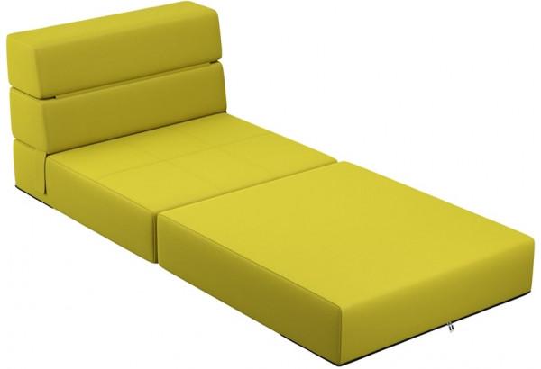 Кресло тканевое Форест зеленый (Рогожка) - фото 5