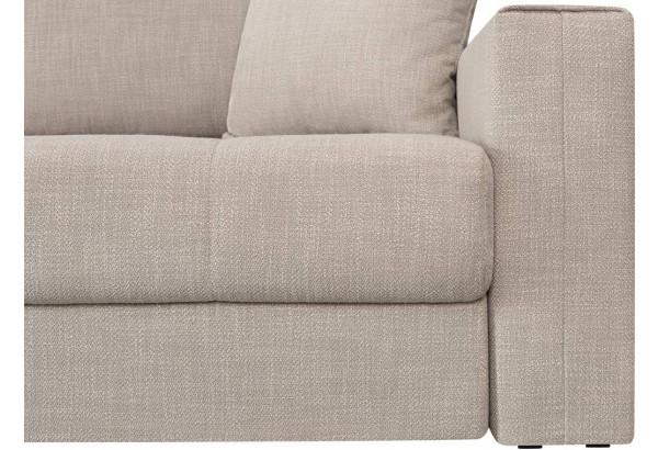 Модульный диван Брайтон вариант №2 бежевый (Рогожка) - фото 7
