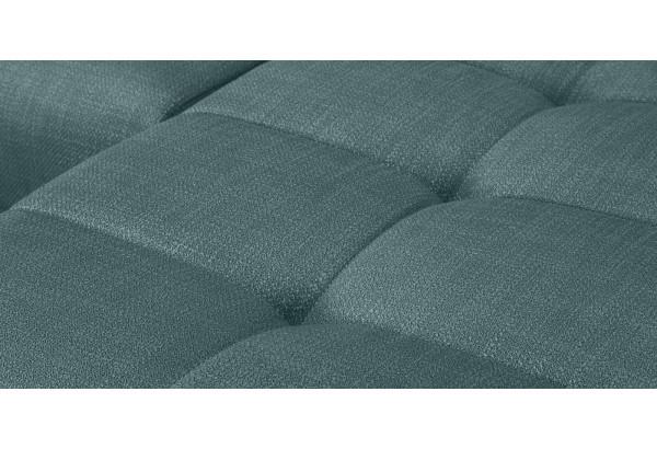 Модульный диван Брайтон вариант №3 голубой (Рогожка) - фото 10