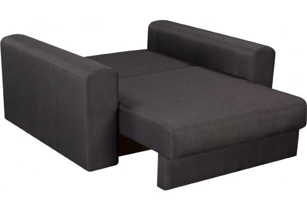 Кресло тканевое Медисон Вариант №1 100 см тёмно-серый (Рогожка) - фото 6