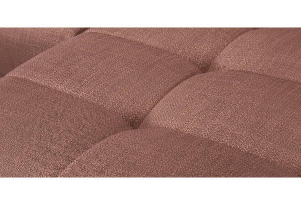 Модульный диван Брайтон вариант №3 розовый (Рогожка) - фото 10