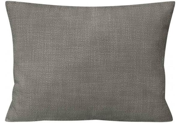 Декоративная подушка Портленд 60х48 см серый (Рогожка) - фото 1
