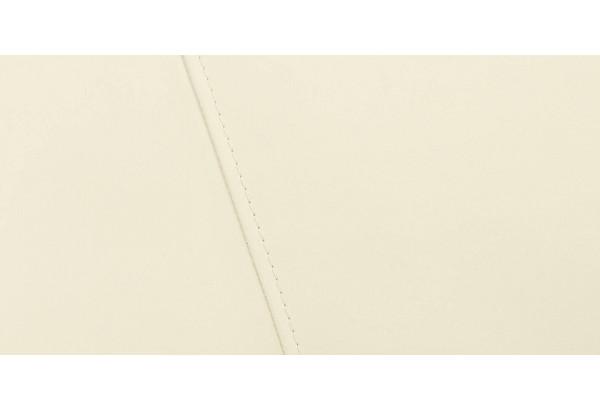 Диван тканевый прямой Эвита молочный (Экокожа) - фото 10