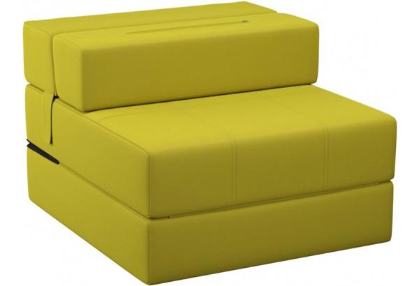 Кресло тканевое Форест зеленый (Рогожка) - фото 4