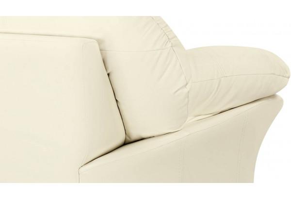 Кресло Ланкастер молочный (Экокожа) - фото 8