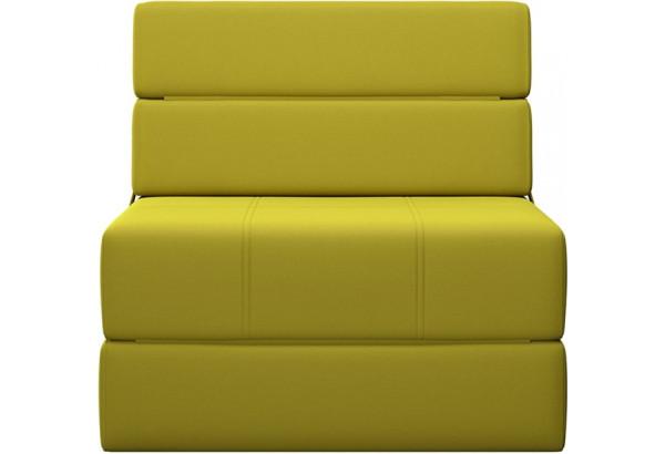 Кресло тканевое Форест зеленый (Рогожка) - фото 2