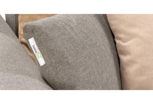 Диван тканевый прямой Медисон Вариант №4 серый (Рогожка) - фото 9