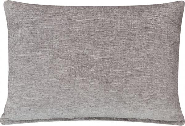 Декоративная подушка Медисон 75х55 см темно-бежевый (Шенилл) - фото 1