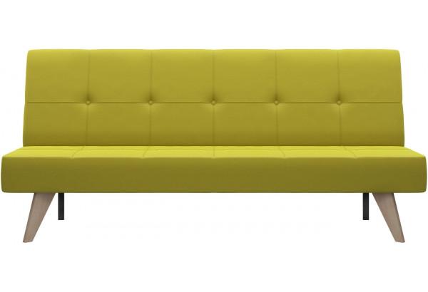 Диван тканевый прямой Касабланка зеленый (Рогожка) - фото 2